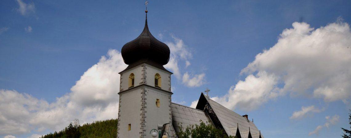 Witamy na stronie internetowej parafii pw. Nawiedzenia NMP w Karpaczu