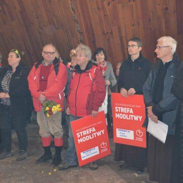 Pół tysiąca osób na Różańcu do granic w Karpaczu!