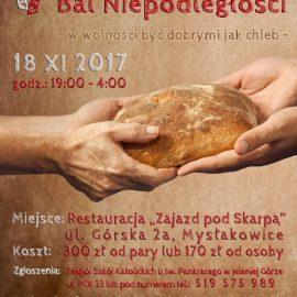 V Karkonoski Bal Niepodległości – zaproszenie