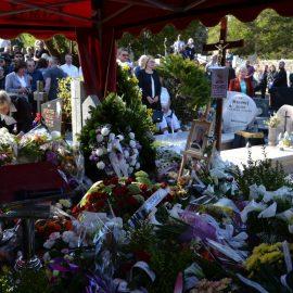 Pogrzeb pana Antoniego Cyganka