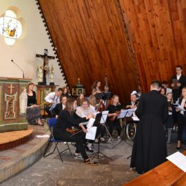 Zakończenie diecezjalnych warsztatów muzycznych (film)