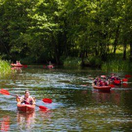 Zapraszamy na młodzieżowy obóz wakacyjny nad Jeziorem Głębokim