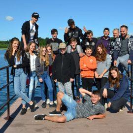 Obóz młodzieżowy dzień ósmy #1