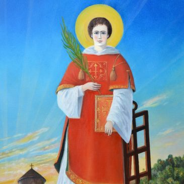 Uroczystość ogłoszenia św. Wawrzyńca patronem miasta Karpacza – zaproszenie
