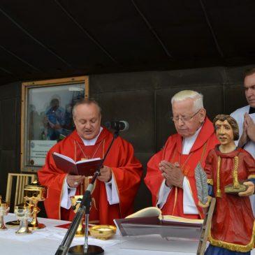 Msza święta odpustowa ku czci św. Wawrzyńca na Śnieżce