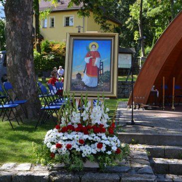 Uroczystość ogłoszenia św. Wawrzyńca Patronem Miasta Karpacza (film)