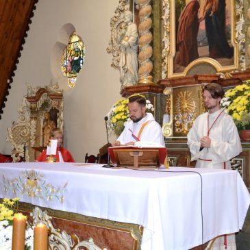 Msza święta na rozpoczęcie roku szkolnego