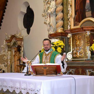 Msza w intencji księdza Michała
