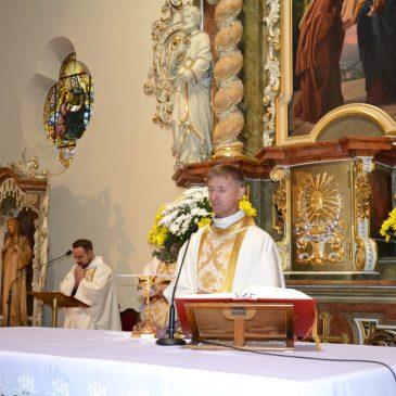 Msza święta z okazji urodzin księdza Proboszcza (film)