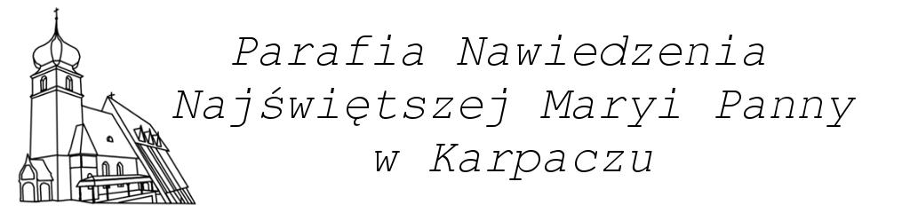 Parafia Nawiedzenia Najświętszej Maryi Panny w Karpaczu